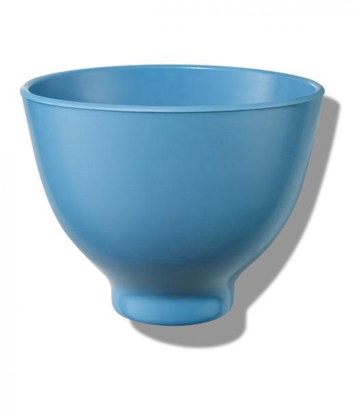Anmischbecher blau für Modelage