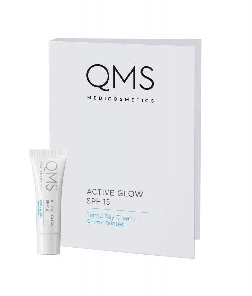 Active Glow SPF 15 Tinted Day Cream 3 ml sample